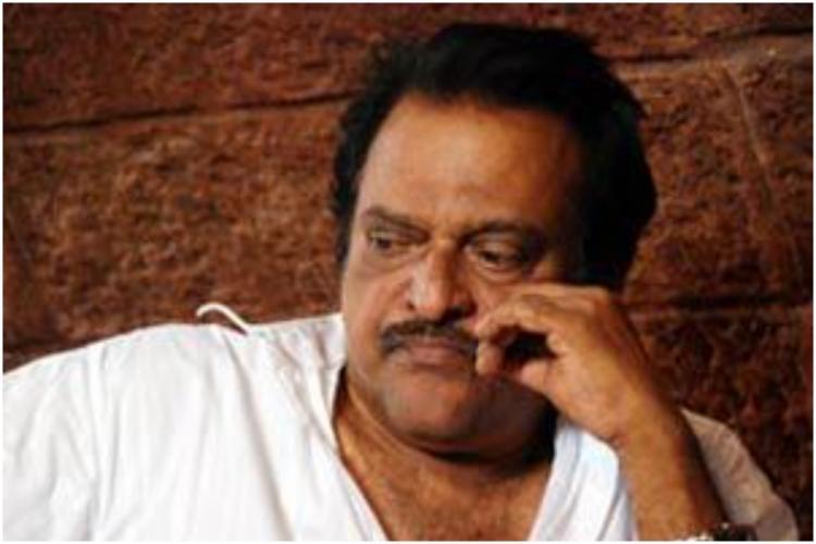 Malayalam filmmaker Hariharan who won JC Daniel award for the year 2019