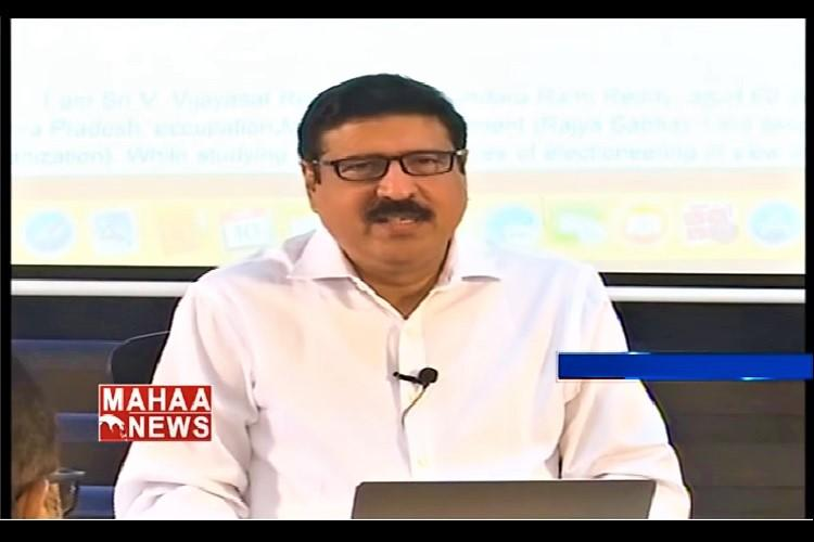 EVM expert or thief Meet Hari Prasad man at the heart of AP CMs battle with EC