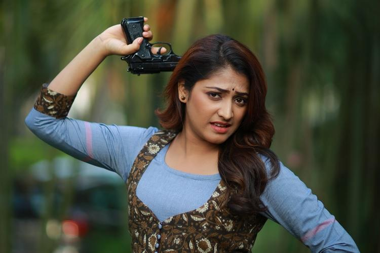 Sandalwoods action queen Actor Hariprriya on doing films as solo lead