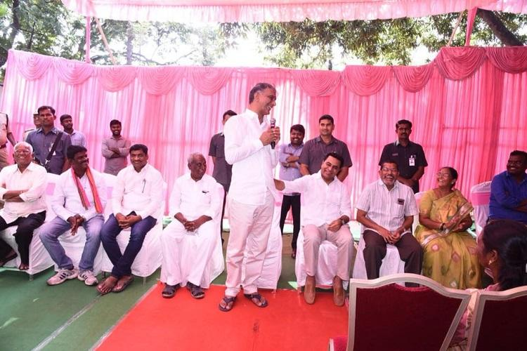 We grew up as brothers': KTR and Harish Rao shower praise