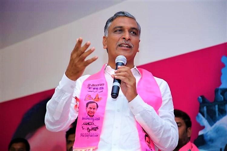 I will cut off your tongue': Telangana caretaker min Harish
