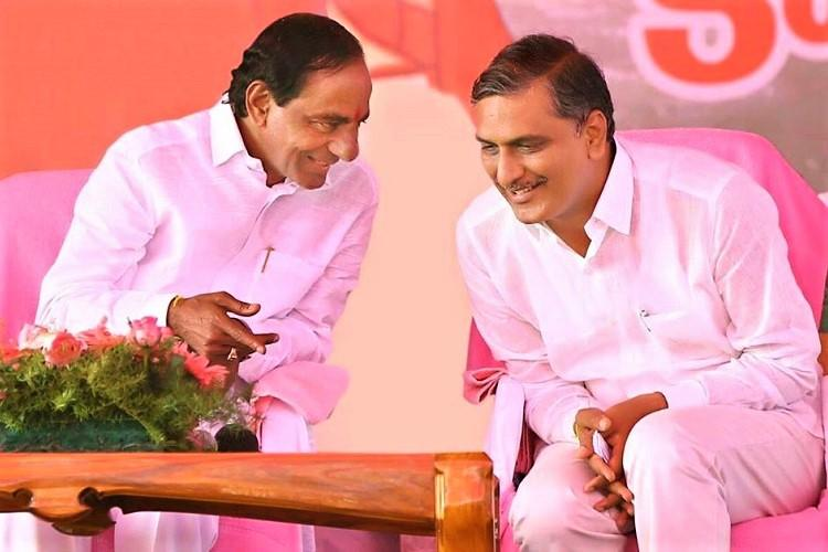 KCR not to give up Gajwel seat in Telangana Harish Rao dispels rumours