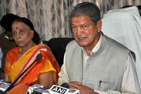 Uttarakhand crisis SC stays HC order quashing presidents rule till April 27