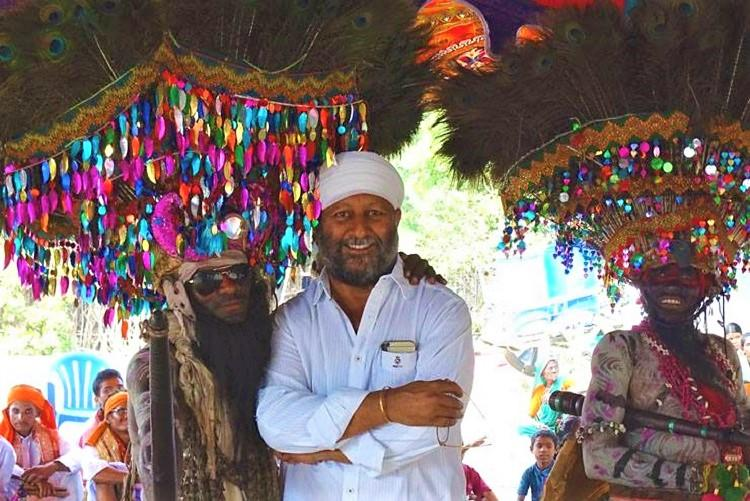 Meet Harpal Singh a reporter committed to telling the stories of Telangana tribals