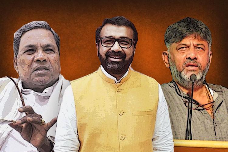MLA NA Haris tirade against Congress leaders exposes the unrest in Karnataka unit