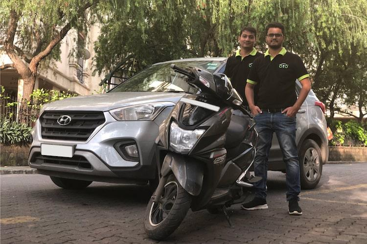 Meet OTO Capital Indias first startup to introduce two-wheeler leasing