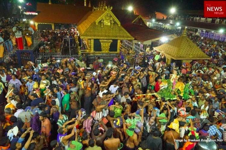 Did Kerala BJP issue a circular asking cadre to march to Sabarimala Party denies
