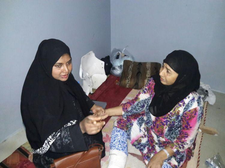 Agents trap victims promising a better life Son of Hyderabad woman thrashed by Saudi man