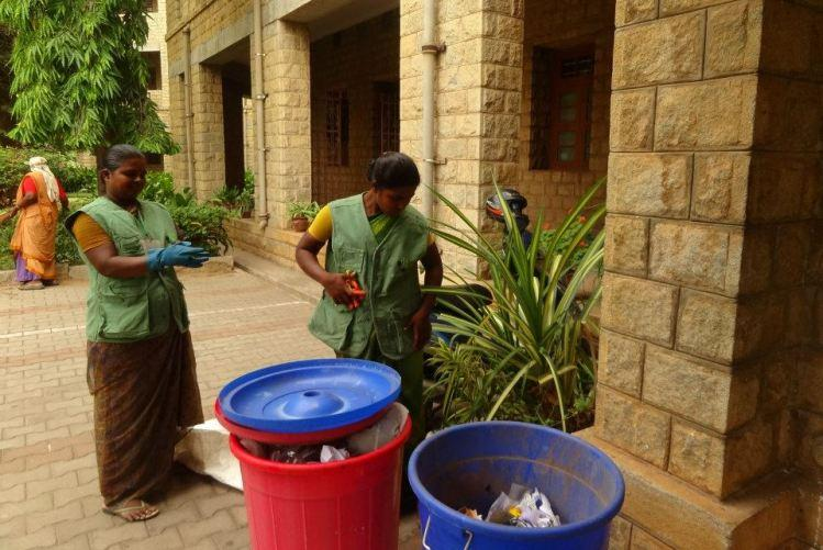 From waste-picker to waste professional A Bengaluru organisation recycles livelihoods