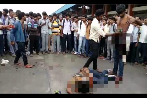 Video Three Hassan men injured in knife-fight allegedly over crush on a girl