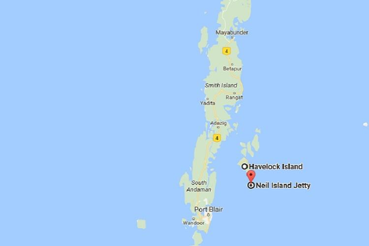Over 2300 tourists evacuated from Andaman Nicobar Islands