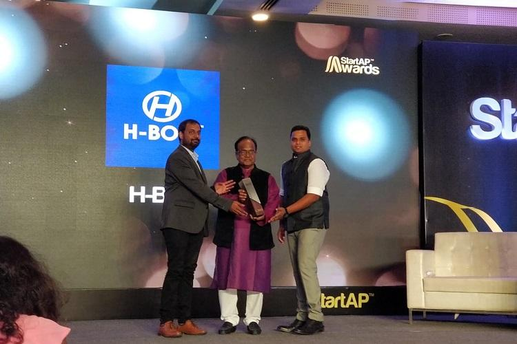 Three T-Hub startups bag Andhras StartAP awards in Visakhapatnam
