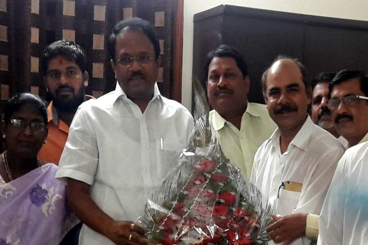 Telangana Health Min assures new building for Osmania Hospital protests suspended