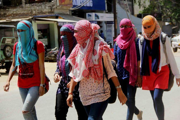 Brace yourself Andhra IMD declares three-day heat wave across state