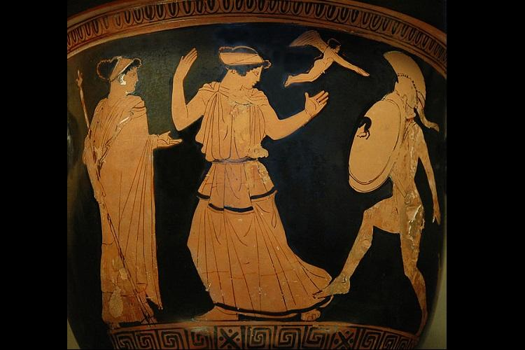 Was Helen really to blame for the Trojan War or just a scapegoat