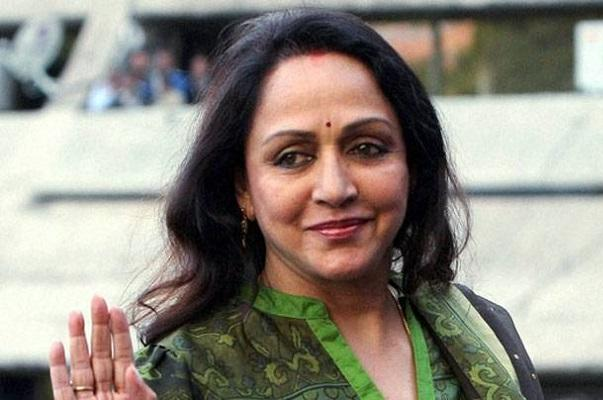 As Mathura burns MP Hema Malini gushes over film on Twitter gets mocked
