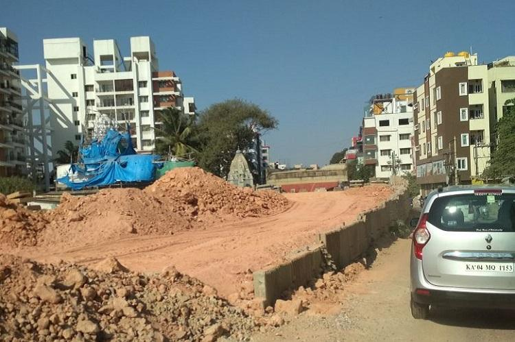 9 years and 15 deadlines later will Hennur flyover in Bengaluru see light of day