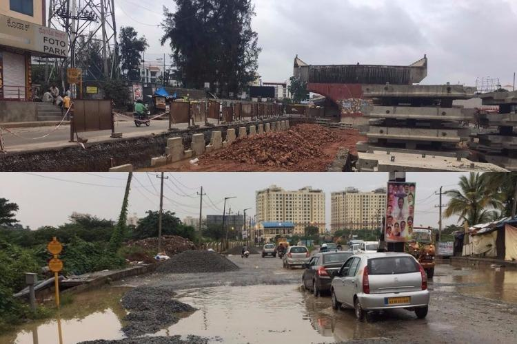 Over 8 years to build one flyover Bengaluru residents angry over Hennur delay
