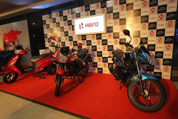 Hit by slowdown Hero MotoCorp to close manufacturing units for 4 days
