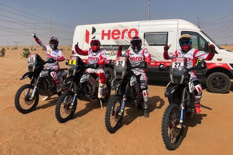 Hero MotoCorp bikes