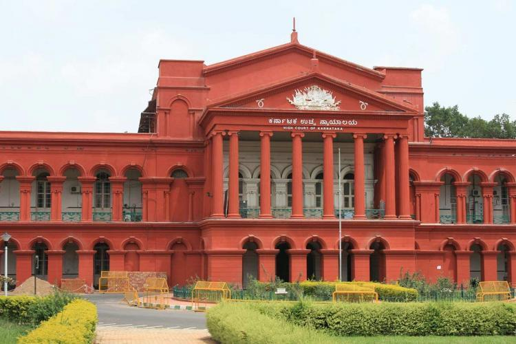 File Image of Karnataka High Court