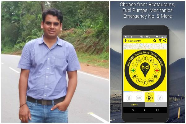 Loos emergency contacts hotels Bengaluru mans app has everything you need for a fun road trip