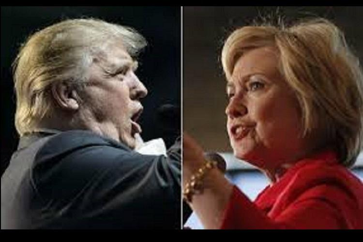 US presidential race Can Trump am-Bush Clinton to win the elections on Nov 8