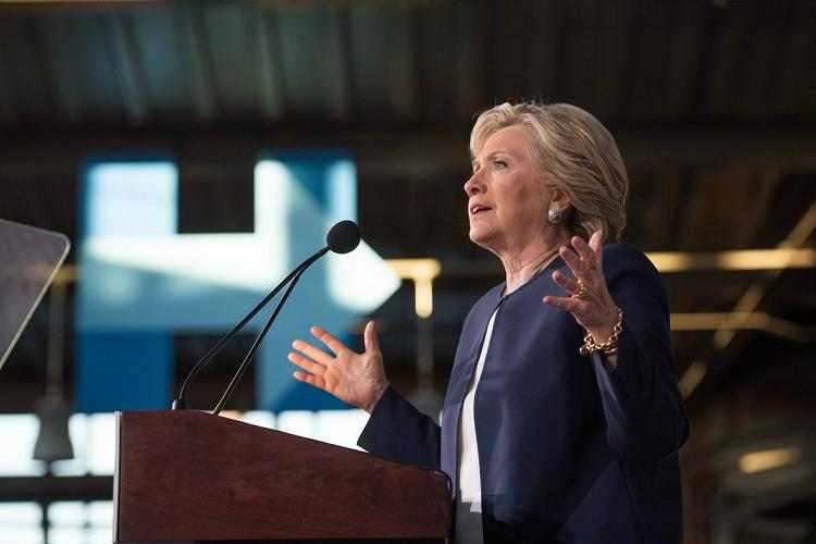 Hillary Clinton would like to be Facebook CEO