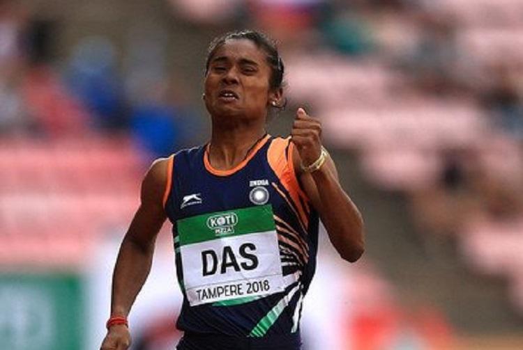 Ace sprinter Hima Das clinches fourth international gold in 15 days