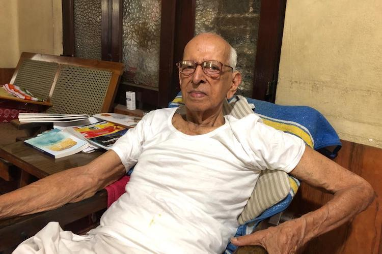 99-year-old Kerala man who has trekked Himalayas 29 times prepares for 30th trek