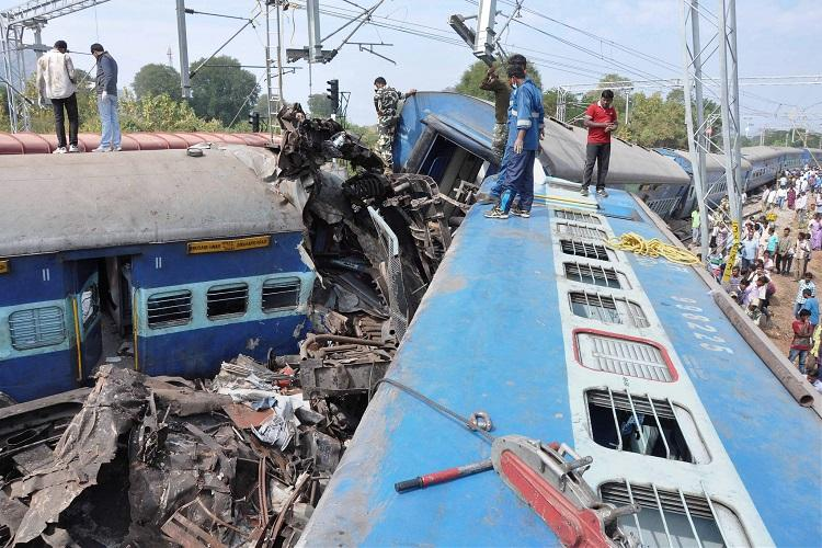 Hirakhand Express derailment in Andhra NIA books Maoists on Centres orders