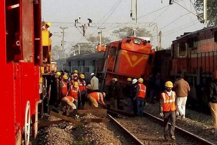 Seven trains cancelled and 17 rerouted after Hirakhand Express derails in Andhra