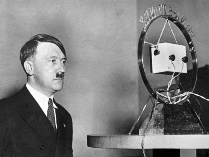 Building Hitlers supergun The plot to destroy London and why it failed