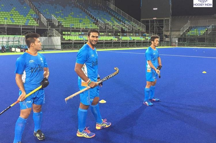 Poor facilities for hockey players at Olympics Village India coach Roelant Oltmans