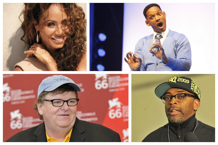 Oscars 2016 Here is a list of Hollywood celebs who are speaking out against Black discrimination