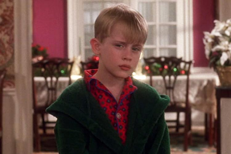 Home Alone is a 1990 film starring Macaulay Culkin as Kevin McCallister