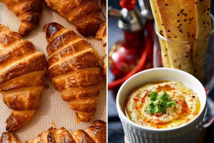 Croissants from Bengalurus Le Petit Chou and Kerala snacks from Venus Menon