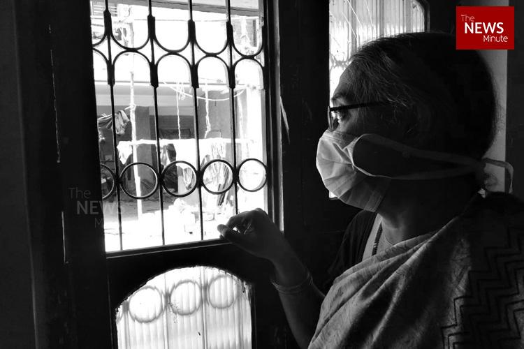 Elderly and persons with disabilities struggle for food in Chennai amidst lockdown