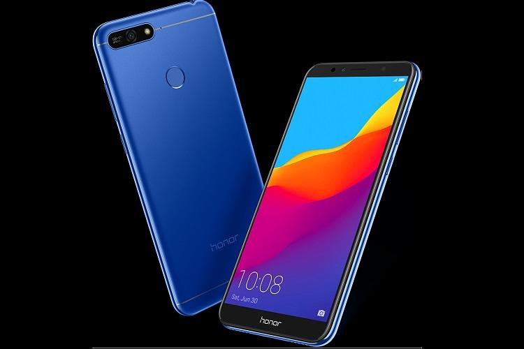 3fdc68845 Huawei launches Honor 7A and Honor 7C in India with dual-lens camera ...