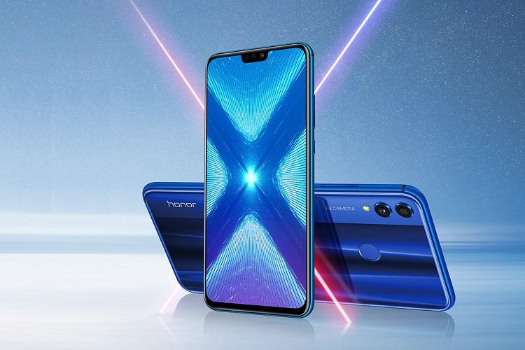 Huawei launches Honor 8X with dual camera AI Sport Shots multi-scene recognition