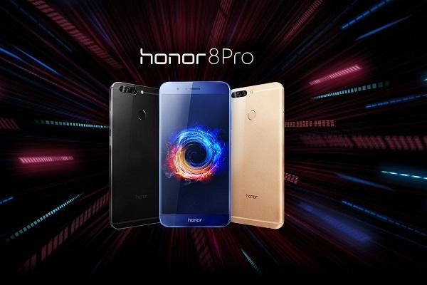 Huawei Honor 8 Pro with 6GB RAM and 4000 mAh battery launched in India