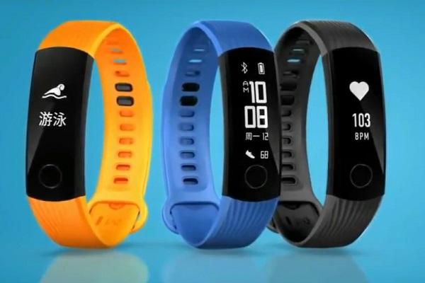 Huawei launches water resistant Honor Band 3 fitness tracker with 30-day battery life