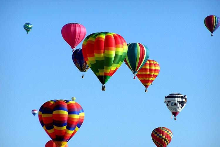 In a first Andhras Araku Valley to host Hot Air Balloon Festival