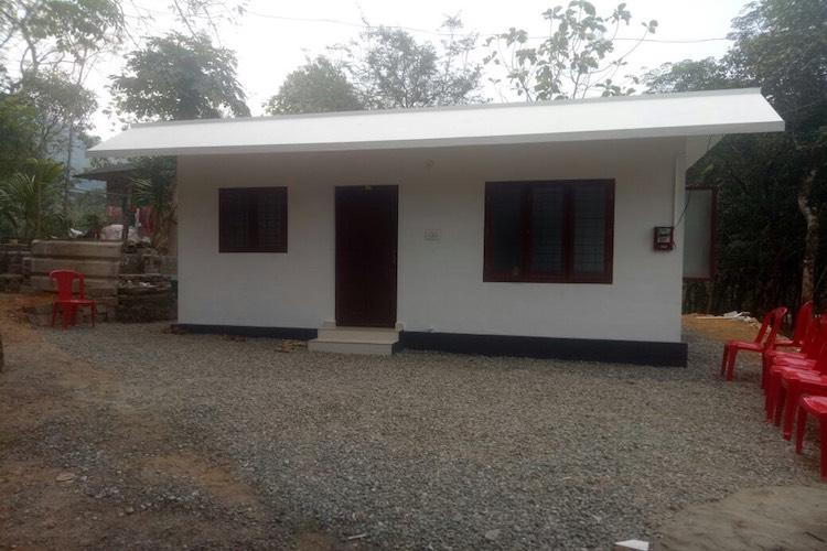By building his dream home this Kerala man helped another family realise their dream