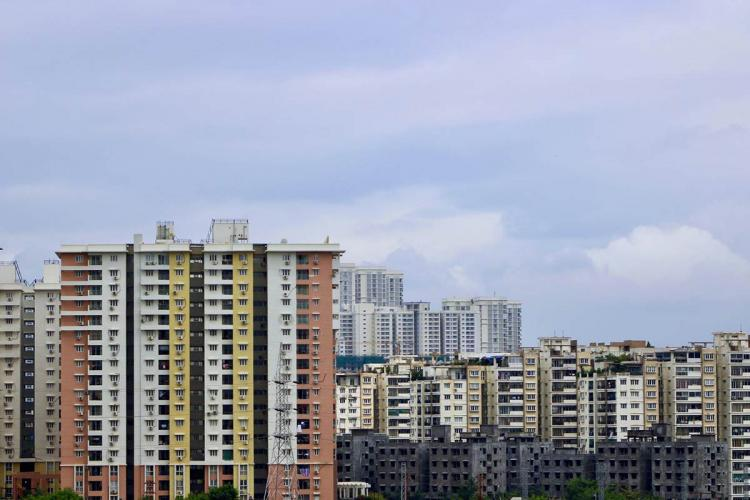 Mutli-storey apartments