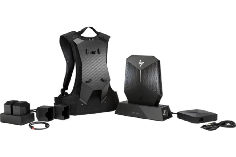 HP brings worlds first wearable VR PC to India