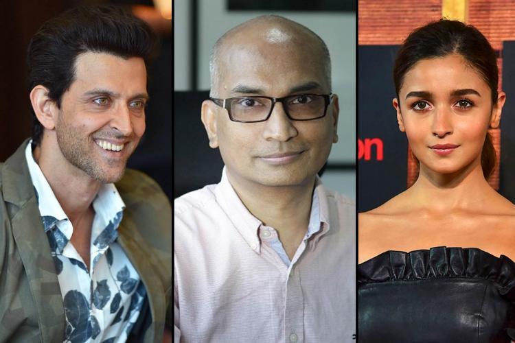 Hrithik Roshan V Senthil Kumar Alia Bhatt Academy Oscars members