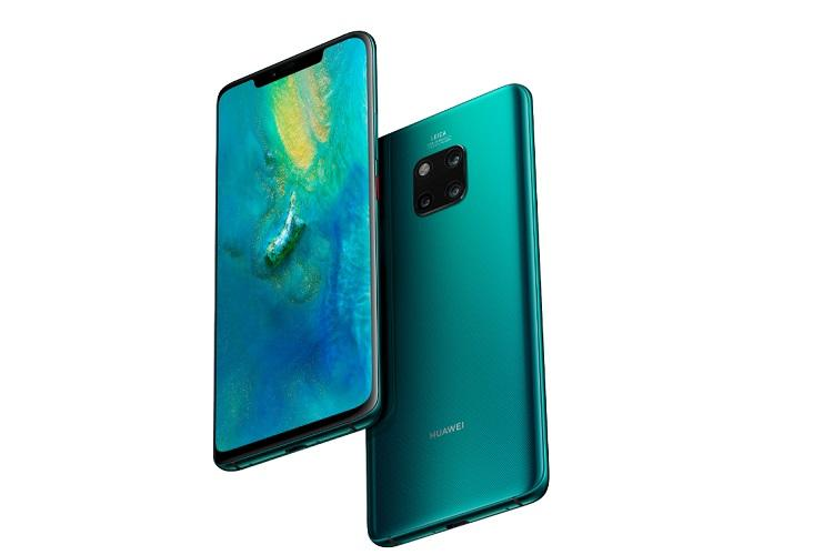 Huawei launches flagship Mate 20 Pro in India for Rs 69990