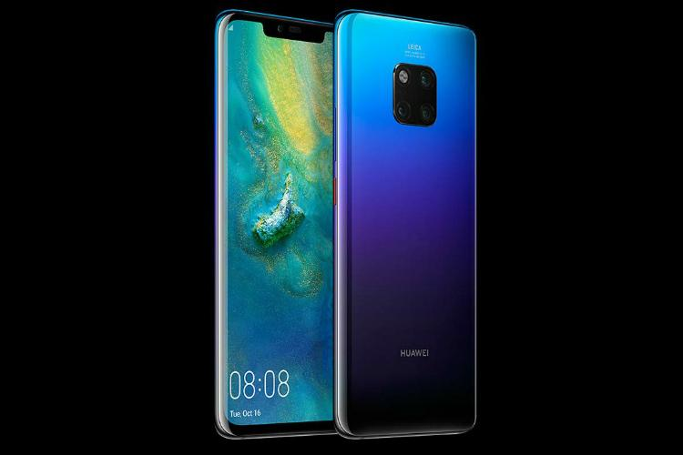 Huawei set to launch Mate 20 Pro with triple camera in India on Nov 27
