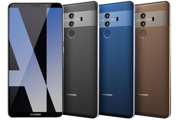 Huawei Mate 10 Pro specs leaked To be its first bezel-less smartphone with dual cameras